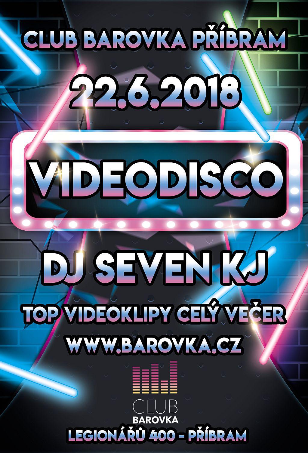 Dj Seven kj Videodisco Příbram